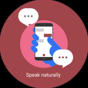 Locução de Actions para Assistentes de Voz